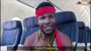 Video: Xploit Comedy – How Different Countries React to Plane Crash